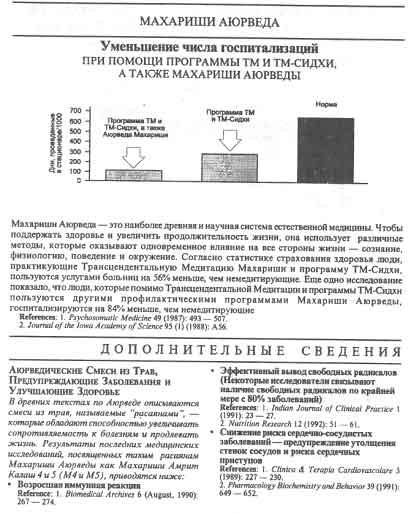 ada8b73f720e Клуб выпускников МГУ  Аюрведа Расаяна бессмертие долголетие