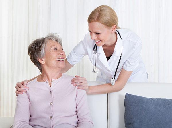 Осмотр гинеколога пожилых
