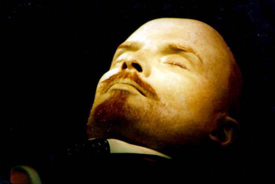 Мумия В.И.Ленина